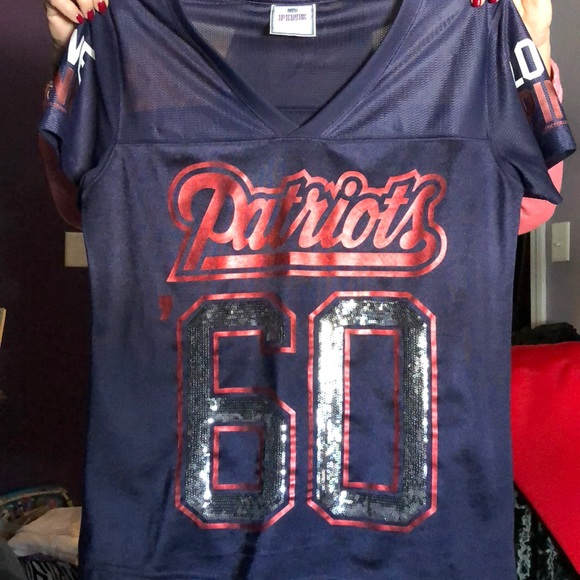 Victoria secret patriots jersey. M 5a427c903316272895056d35 b9476e332